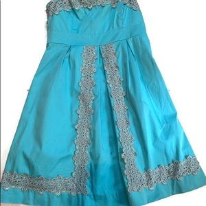 Lilly Pulitzer Betsy Jacquard Dress Size 8